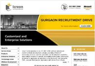 A great web design by Icreon Communication Pvt Ltd, Noida, India: