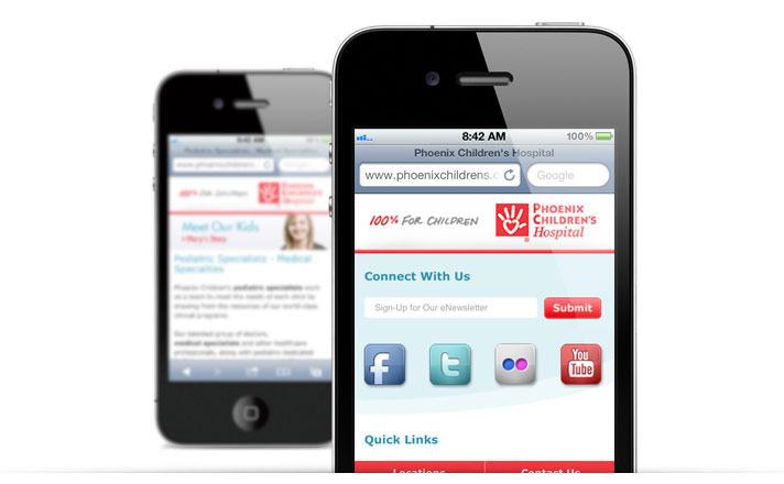 A great web design by I-ology, Inc, Phoenix, AZ: