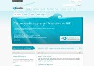 A great web design by Bermi Labs, Barcelona, Spain: