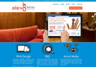 A great web design by Elev8 Digital Solutions, Langley, Canada: