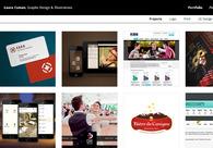 A great web design by Laura Coman, Cluj, Romania: