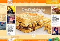 A great web design by Dynamit, Columbus, OH: