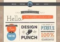 A great web design by Mickey Kay Creative, Berkeley, CA: