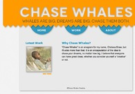 A great web design by Chase Whales Creative, Chicago, IL: