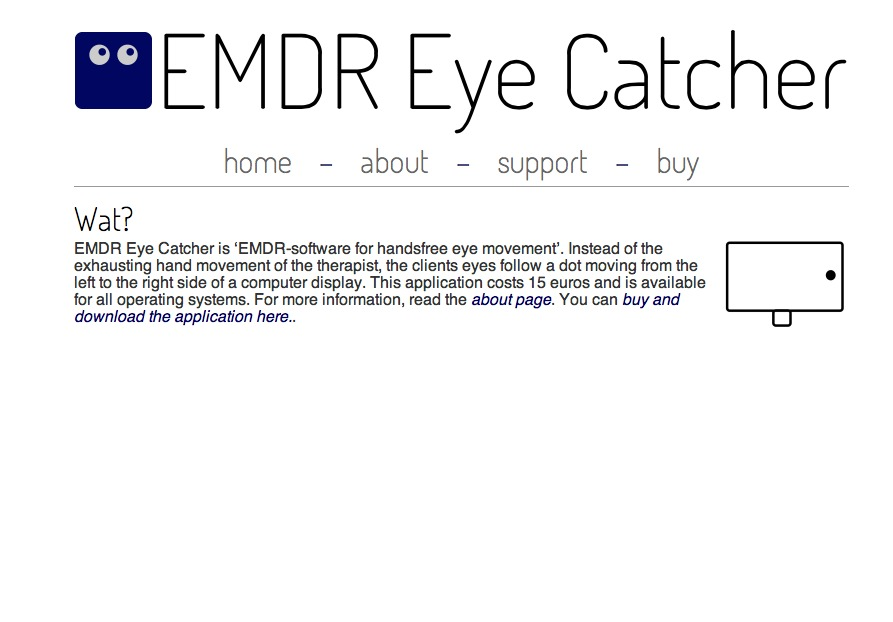 A great web design by Samuel Beek , Amsterdam, Netherlands: