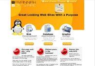 A great web design by Savannah Software, Atlanta, GA:
