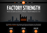 A great web design by Siminki, Manchester, United Kingdom: