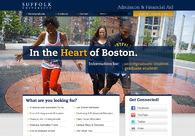 A great web design by BlueLuna, Boston, MA: