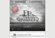 A great web design by Matthew Peltier: