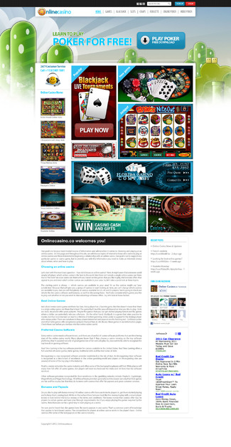 A great web design by RailsX.co, Orlando, FL:
