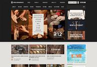 A great web design by BAJI Group, Seattle, WA: