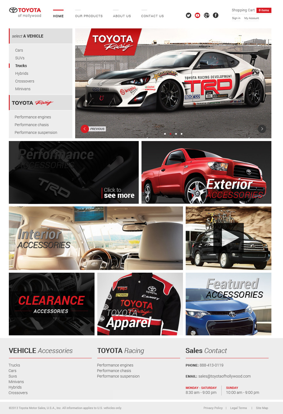 A great web design by Web Design Giant, Inc., Boston, MA: Responsive Website, E-Commerce , Automotive , Magento