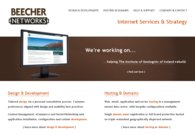 A great web design by Beecher Networks, Cork, Ireland: