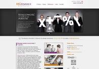 A great web design by Studio Kreatywne Sztuka Reklamy, Poznan, Poland: