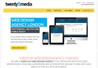 A great web design by twenty5media, London, United Kingdom: Other, Other, Marketing , PHP