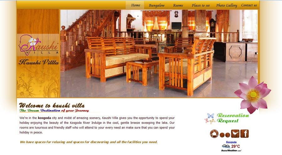 A great web design by VIT Systems, Battaramulla, Sri Lanka: