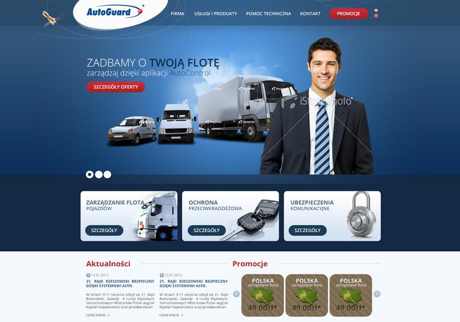 A great web design by Triso.pl Agencja interaktwyna, Katowice, Poland: