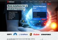 A great web design by Xillent, San Francisco, CA: