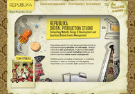 A great web design by Republika Worldwide, Manila, Philippines: