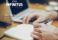 A great web design by INFINITUS Marketing + Technology, St Johns, Canada: Responsive Website, Marketing Website , Marketing , node.js