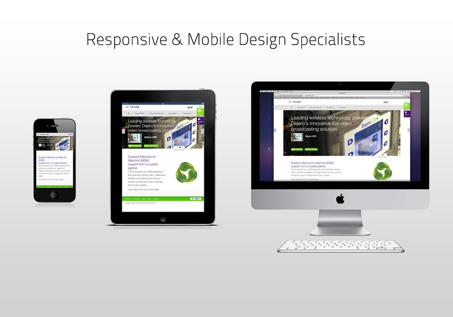 A great web design by POWERSHiFTER, Vancouver, Canada: