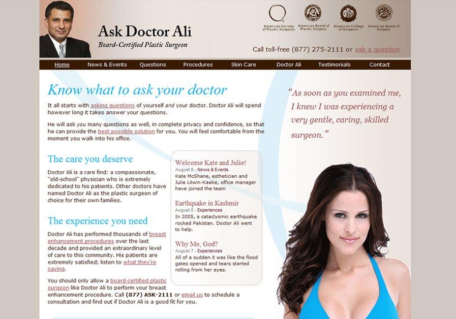 A great web design by Short-Media, Detroit, MI: