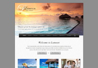 A great web design by Dinesh Gautam, Roma, Italy: