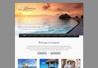 A great web design by Dinesh Gautam: