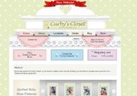 A great web design by Brett Anderson Art, Orange County, CA: