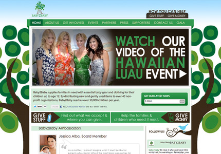 A great web design by Great Minds Design, Los Angeles, CA: Website, Marketing Website , Non Profit , PHP