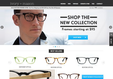 A great web design by Great Minds Design, Los Angeles, CA: Website, E-Commerce , Consumer Products , Magento