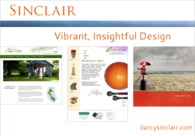 A great web design by Sinclair: