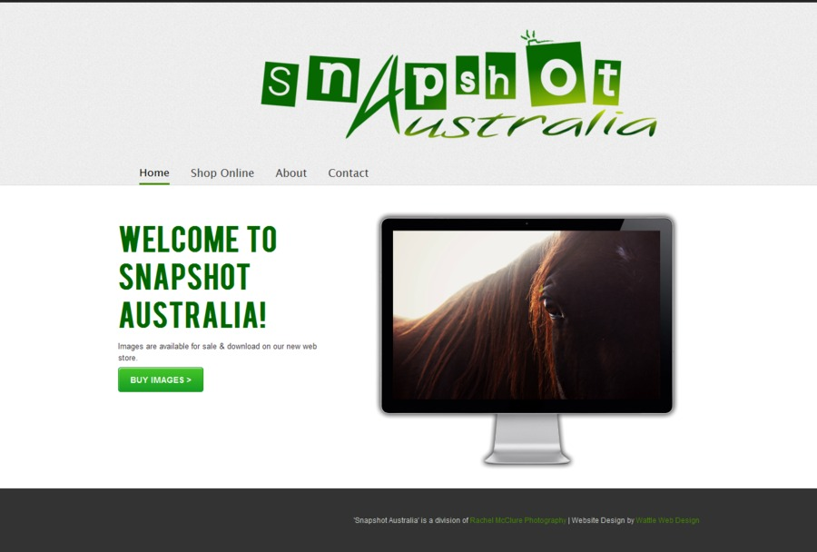 A great web design by Wattle Web Design, Brisbane, Australia: