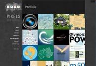 A great web design by PIXELS, Seattle, WA: