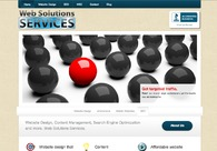A great web design by Web Solutions Services, Philadelphia, PA: