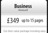 A great web design by WebDesign123, Birmingham, United Kingdom: