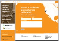 A great web design by Professant, Boston, MA: Responsive Website, Marketing Website , Software , Static HTML
