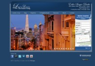 A great web design by Baycentric, LLC, San Francisco, CA: