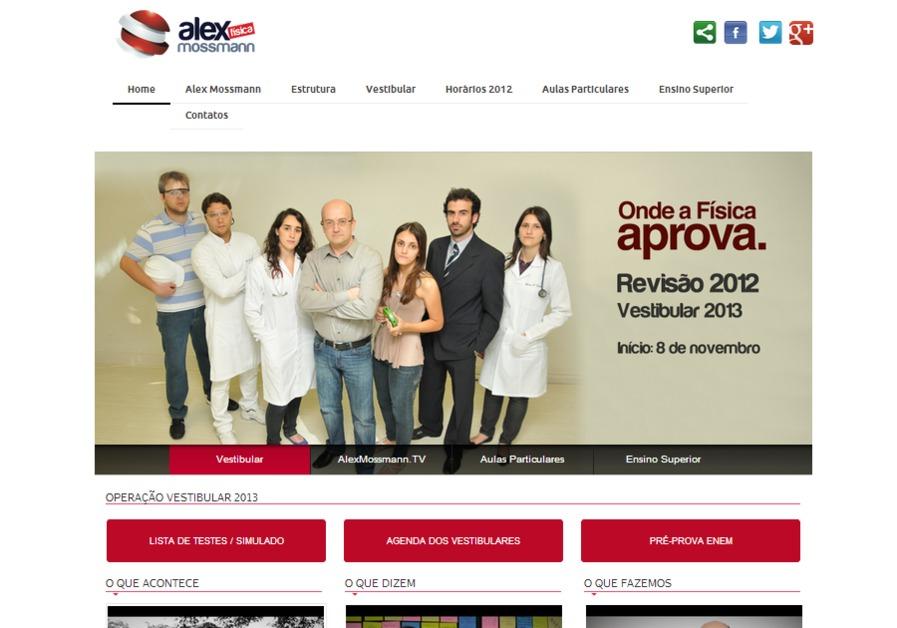 A great web design by Wizard Hat, Porto Alegre, Brazil: