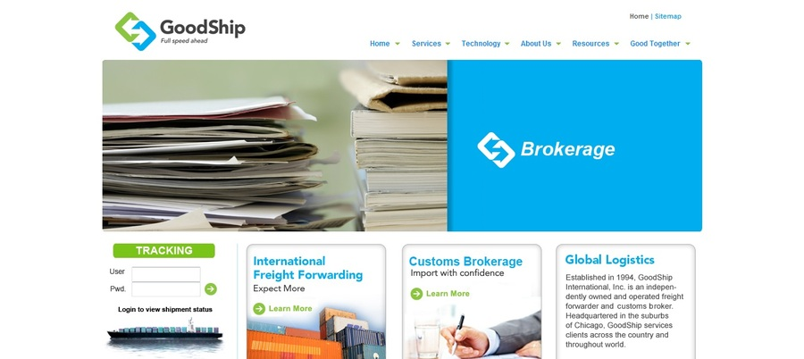 A great web design by Systemtek Technologies, Chicago, IL:
