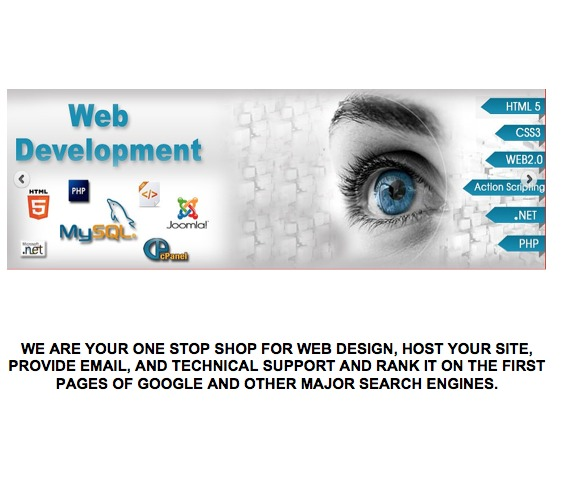 A great web design by Huntsville Web Team, Huntsville, AL: