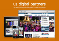 A great web design by us digital partners, Cincinnati, OH: