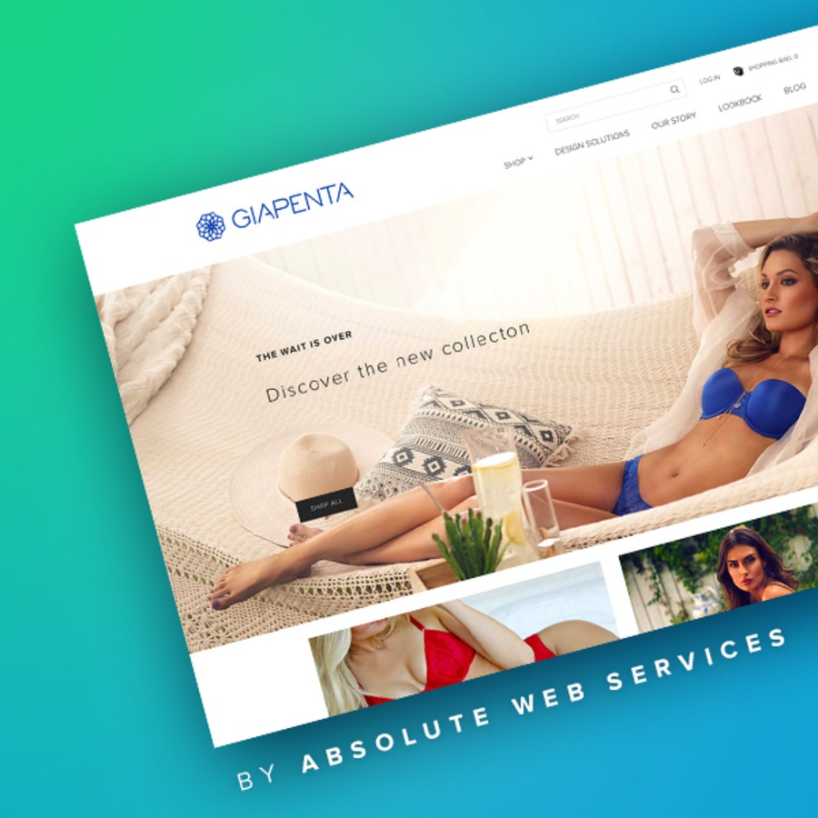 A great web design by Absolute Web Services, Miami, FL: Responsive Website, E-Commerce , Retail