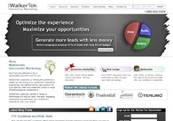 A great web design by WalkerTek Interactive Marketing, New York, NY: