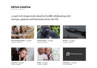 A great web design by Lahive Creative, London, United Kingdom: Responsive Website, Portfolio , Other, Wordpress