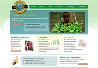 A great web design by Intrinsic Studio, Seattle, WA: