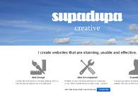 A great web design by Supadupa Creative, Sheffield, United Kingdom:
