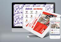 A great web design by Fast Fwd, Birmingham, United Kingdom: