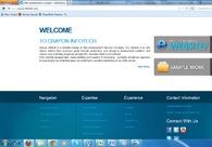 A great web design by Crayon Infotech Pvt. Ltd., Mumbai, India: