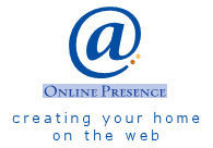 A great web design by Online Presence, Lynchburg, VA: